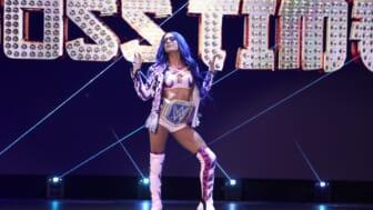 Sasha Banks WWE thegrio.com