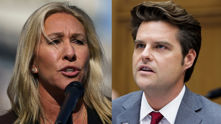 GOP condones racism, but draws the line with alleged sex trafficker Gaetz