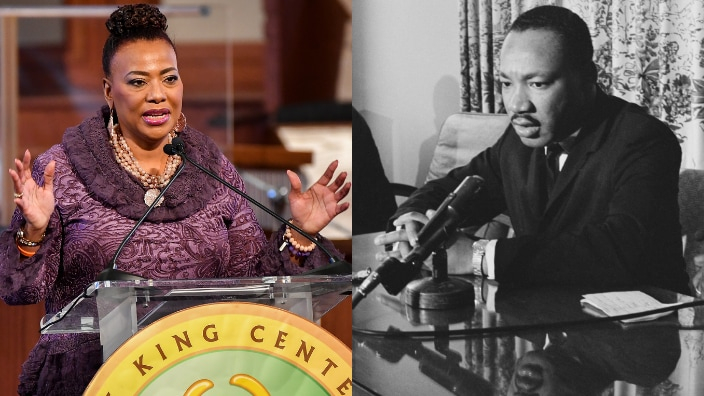 Bernice King maintains father's assassination was government 'conspiracy'