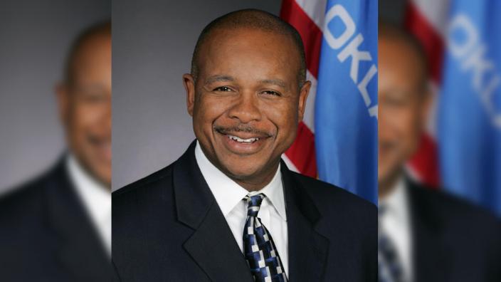 Oklahoma State Sen. Kevin Matthews