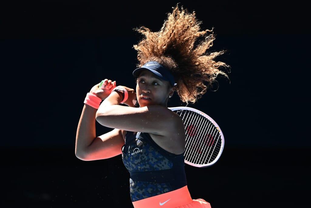 Naomi Osaka thegrio.com