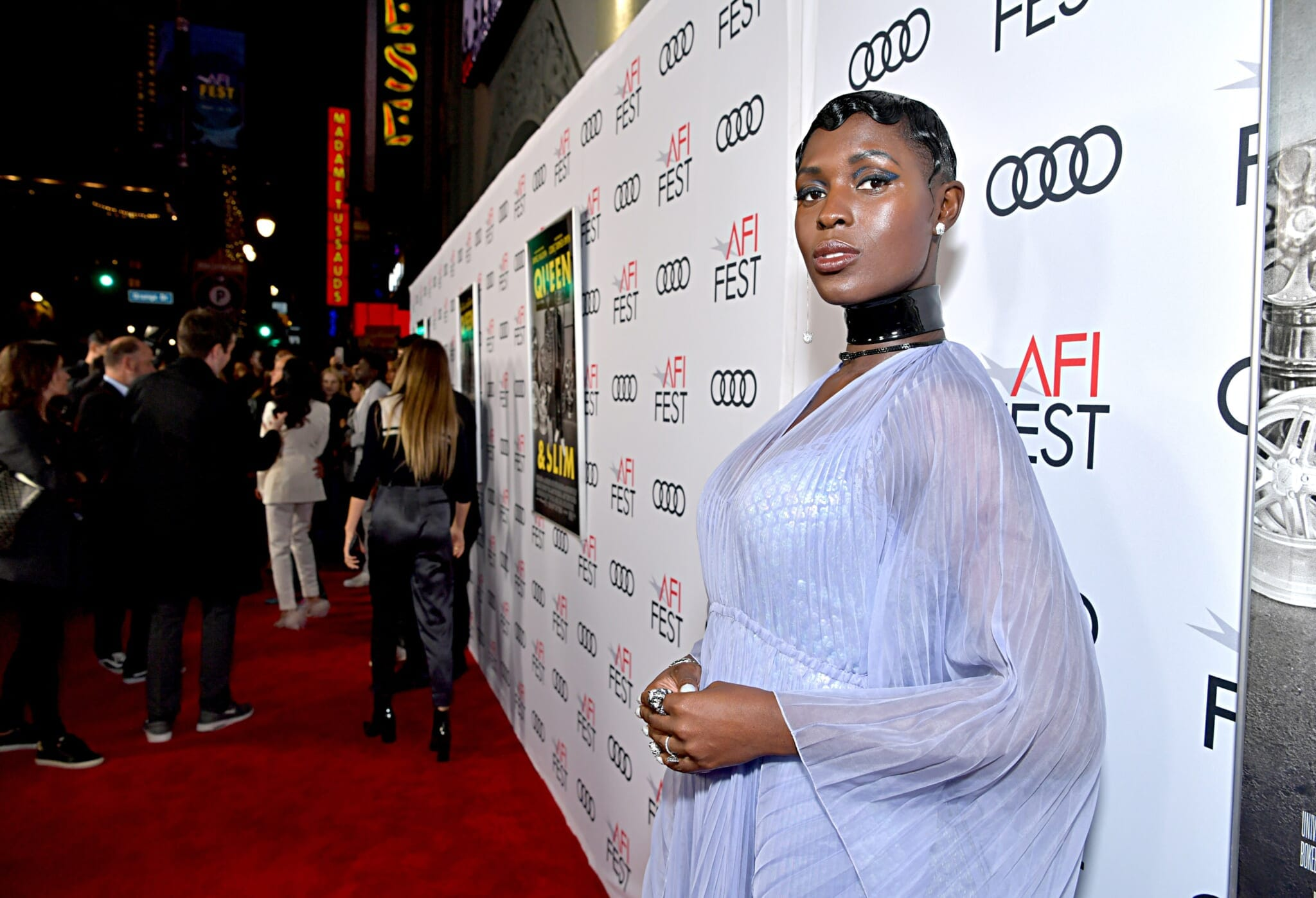 Jodie Turner-Smith on tackling tough 'Without Remorse' role while pregnant: 'Definitely a whole other level'