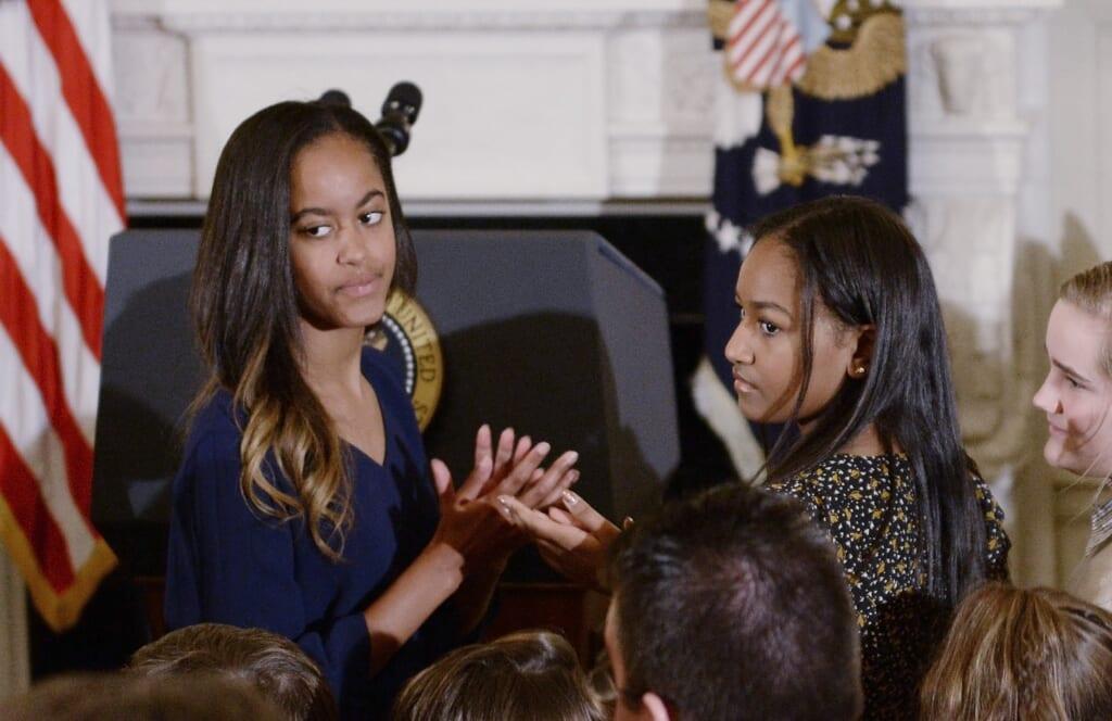 Sasha Malia Obama thegrio.com