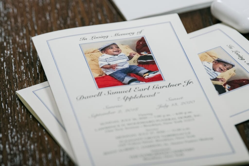 Funeral Held For Davell Gardner Jr., 1-Year Old Boy Killed In Brooklyn Cookout Shooting
