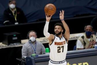 Jamal Murray NBA Playoffs thegrio.com