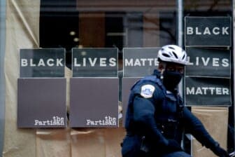 Activists Hold Anti-Police Rally In Washington DC