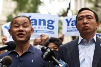 John C. Liu Andrew Yang thegrio.com