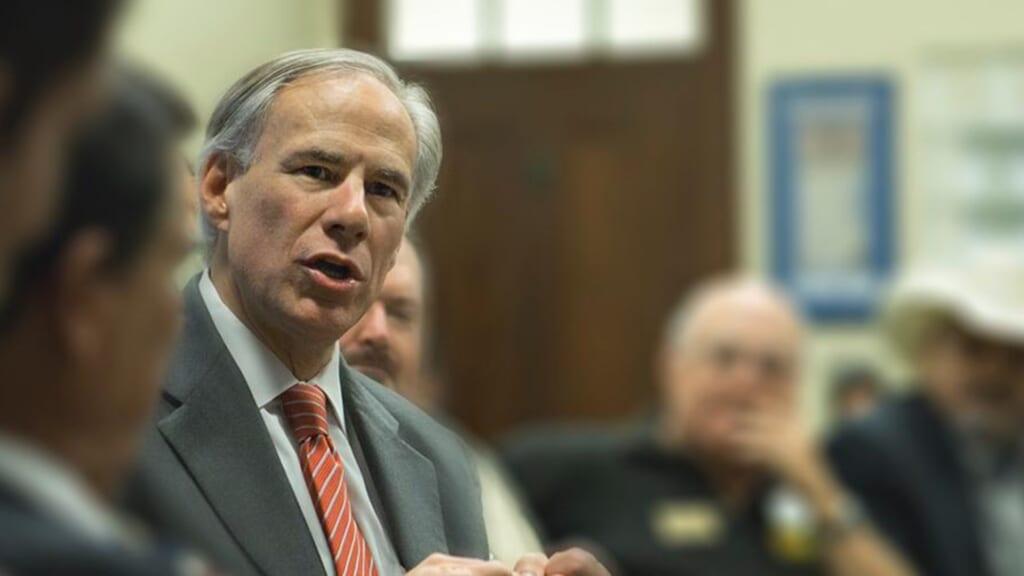 Texas Gov. Greg Abbott thegrio.com