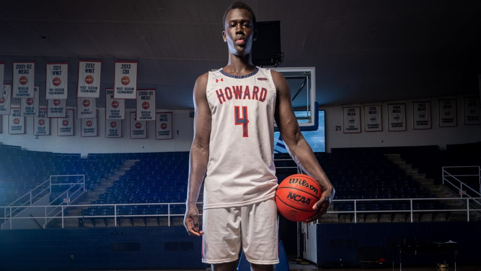 Apple docuseries to follow Howard U. basketball star Makur Maker