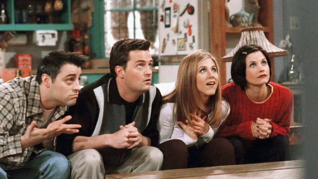'Friends' reunion has arrived, but put some respect on 'Living Single'