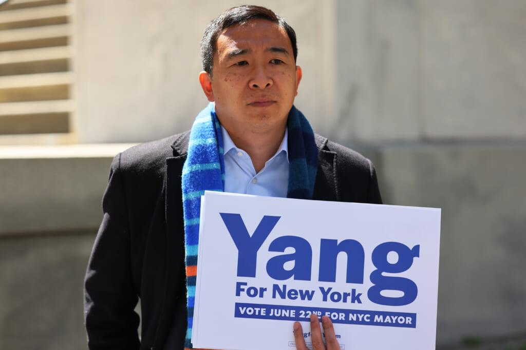 Andrew Yang thegrio.com