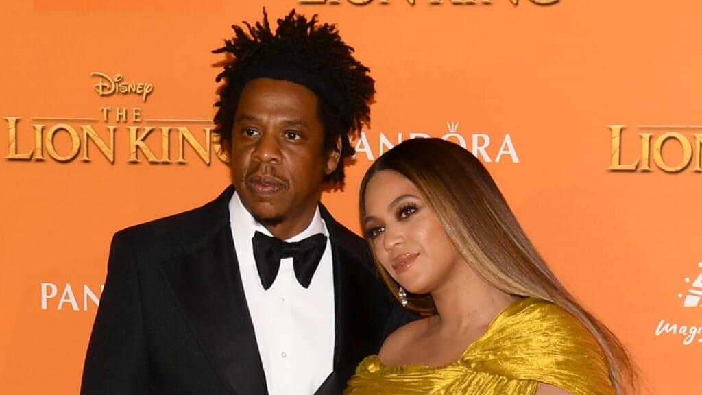 Beyoncé Jay-Z thegrio.com