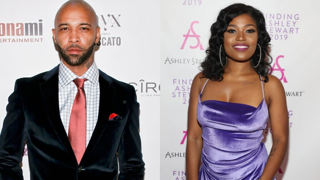 Joe Budden apologizes after DJ Olivia Dope accuses him of sexual harassment