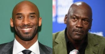 Kobe Bryant Michael Jordan thegrio.com
