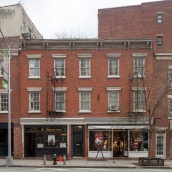 Lorraine Hansberry Residence. Credit: Christopher D. Brazee/NYC LGBT Historic Sites Project, 2020 thegrio.com