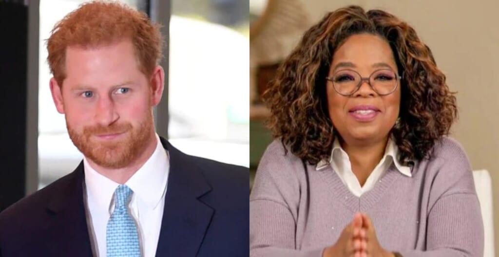 Oprah Prince Harry thegrio.com