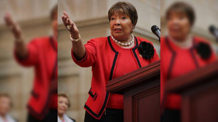 U.S. Rep. Eddie Bernice Johnson