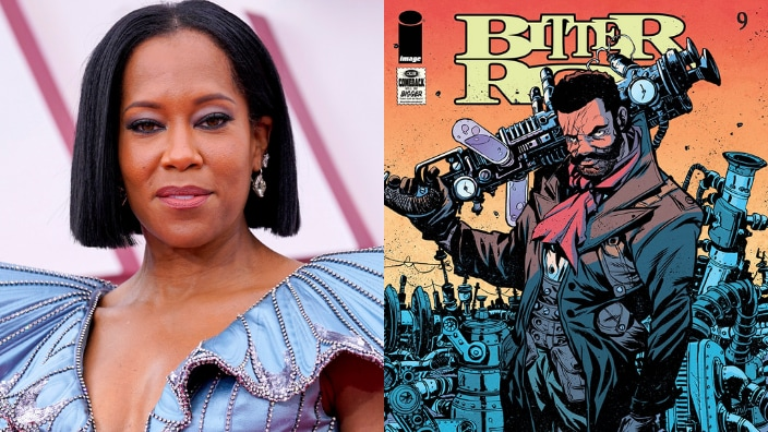 """Regina King is set to direct the film adaptation of the Black-created comic, """"Bitter Root."""""""