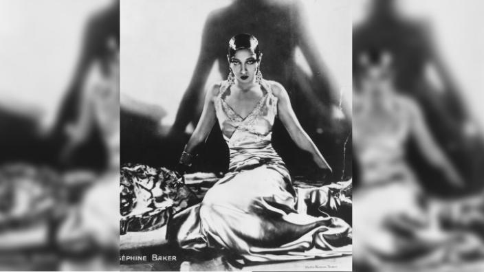 Singer and dancer Josephine Baker x theGrio.com