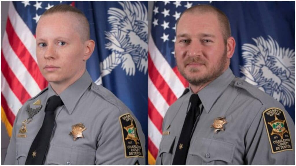 South Carolina deputies Jamal Sutherland thegrio.com