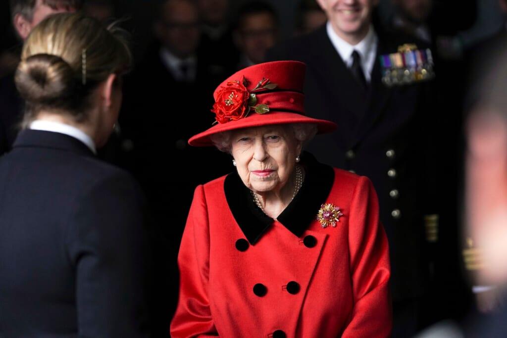 Queen Elizabeth thegrio.com