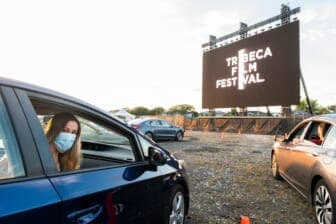 Tribeca Drive-In At Nickerson Beach, Presented By Tribeca Enterprises, In Partnership With IMAX, AT