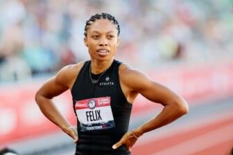 Allyson Felix thegrio.com