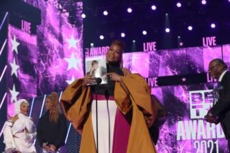BET Awards 2021 - Queen Latifah thegrio.com
