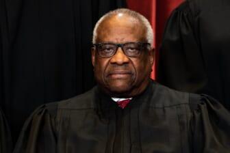 Supreme Court Clarence Thomas theGRIO.com
