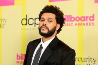 The Weeknd thegrio.com