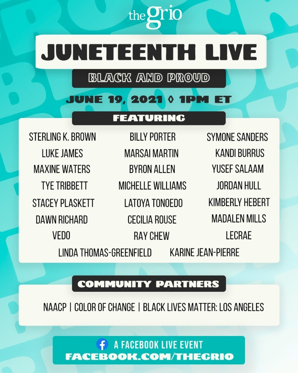 Juneteenth Live thegrio.com