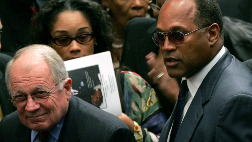 The Juice is loose: O.J. Simpson granted parole after tone