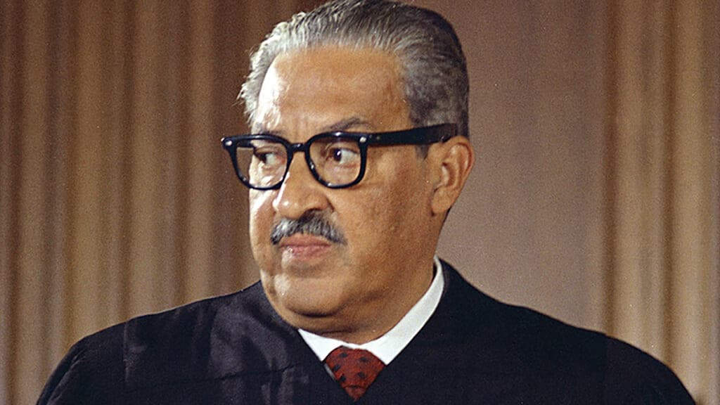 Former Supreme Court Justice Thurgood Marshall, theGrio.com