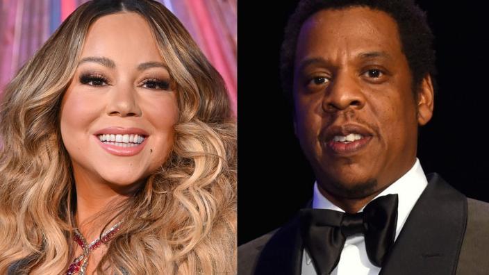 Mariah Carey, Jay-Z x theGrio.com
