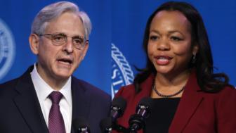 Attorney General Merrick Garland and Assistant Attorney General Kristen Clarke, theGrio.com