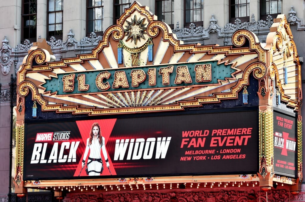 Black Widow thegrio.com