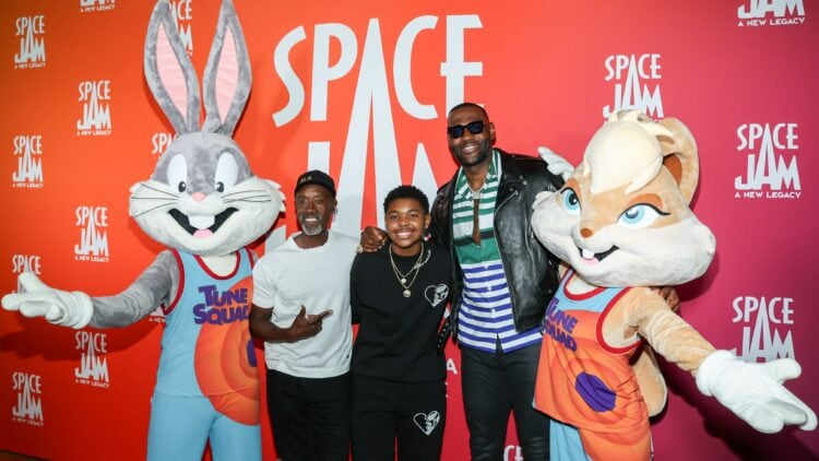 Space Jam: A New Legacy Party In The Park After Dark