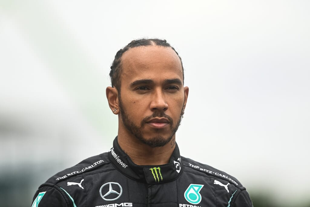 Lewis Hamilton thegrio.com