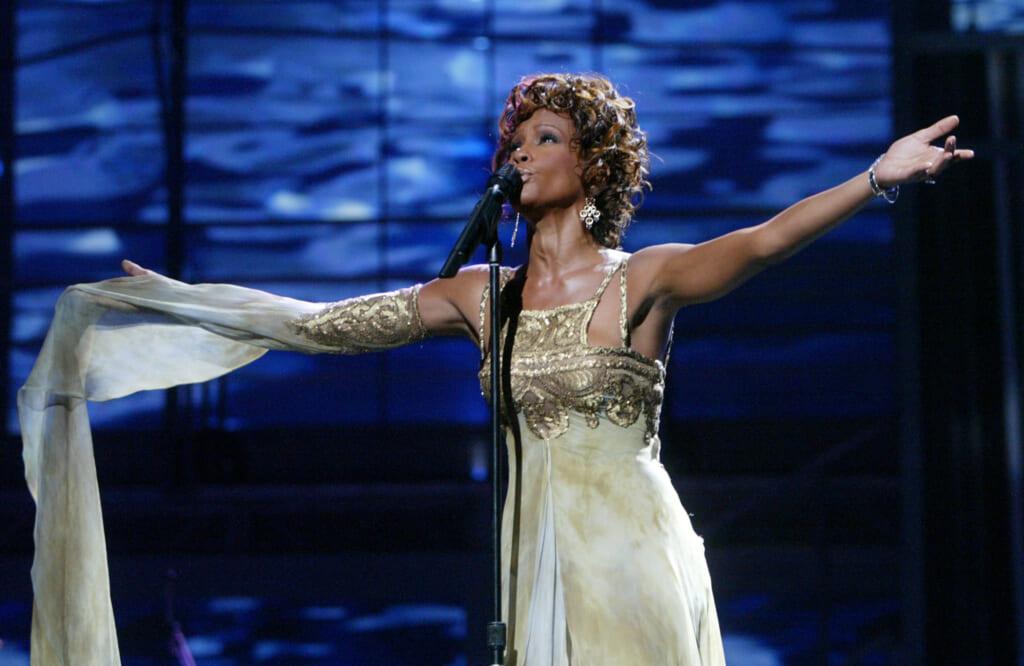 Whitney Houston thegrio.com