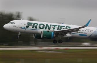Frontier Airlines thegrio.com