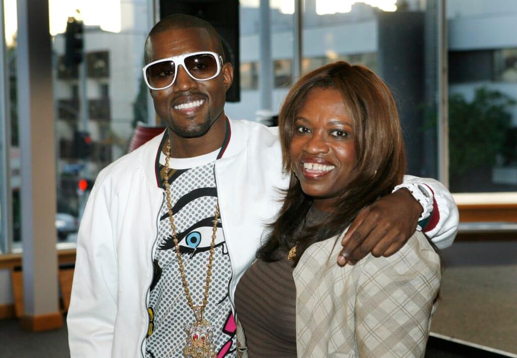 Kanye West and Donda West thegrio.com
