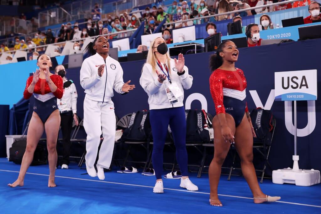 Olympics Simone Biles thegrio.com