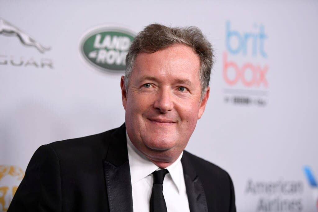 Piers Morgan thegrio.com
