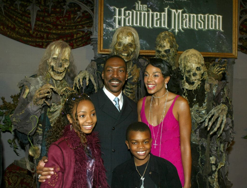 The Haunted Mansion Premiere
