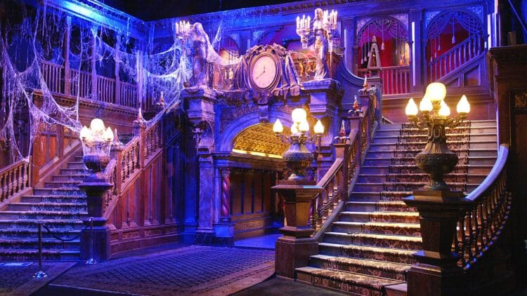 The Haunted Mansion After-Party