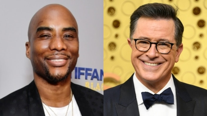 Charlamagne Tha God lands late night talk show co-produced by Stephen Colbert
