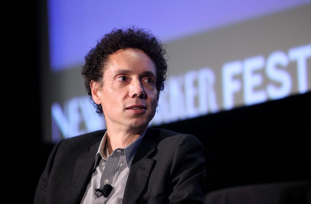 Journalist Malcolm Gladwell