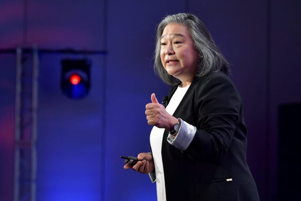 President & CEO of TIME'S UP Tina Tchen