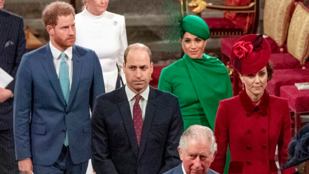 Prince Harry, Duke of Sussex, Meghan, Duchess of Sussex, Prince William, theGrio.com
