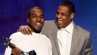 Jay Z Kanye West thegrio.com